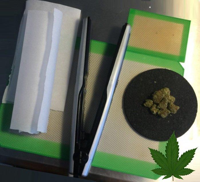 producing cannabis wax.