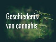 Geschiedenis van cannabis