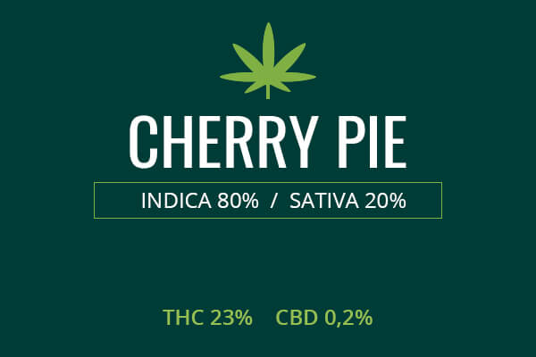 Marijuana Cherry Pie