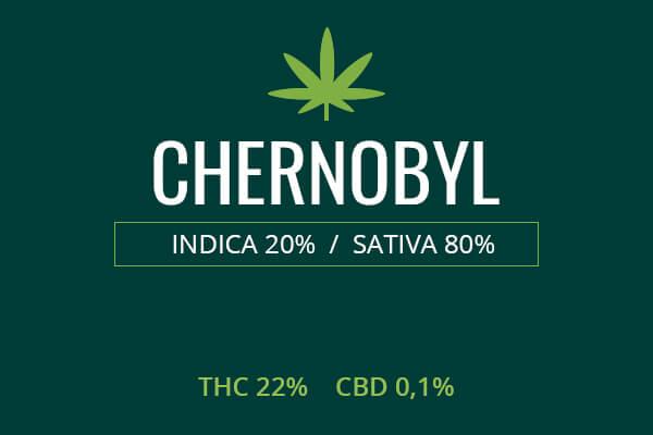 Marijuana Chernobyl