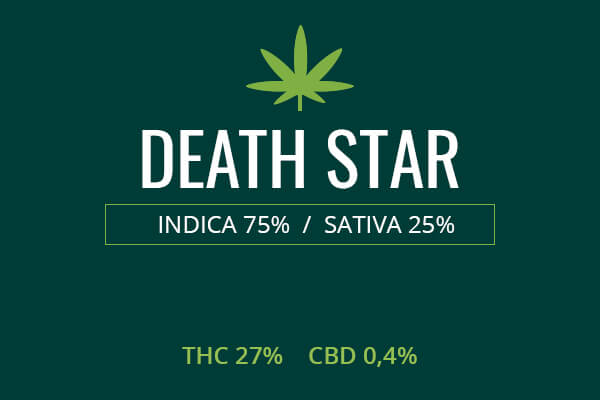 Marijuana Death Star