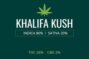 Marijuana Khalifa Kush