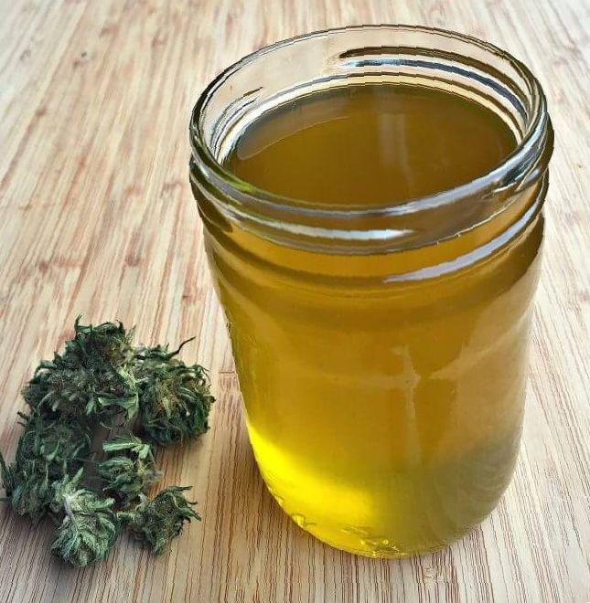 hash oil use