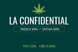 Marijuana LA Confidential