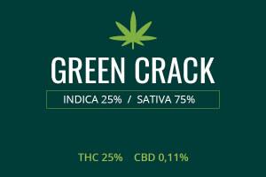 Marijuana Green Crack