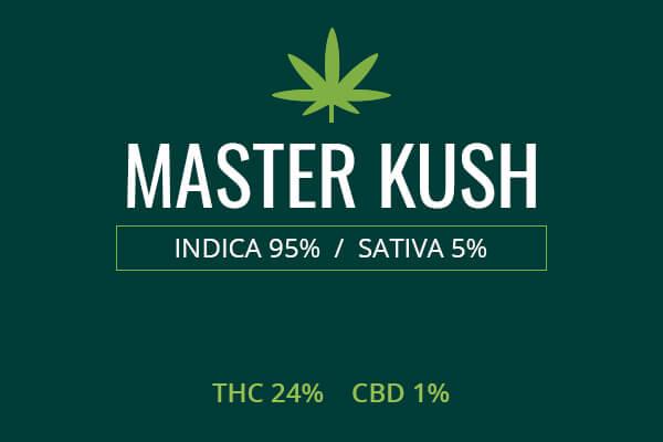 Marijuana Master Kush