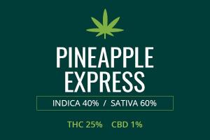 Marijuana Pineapple Express