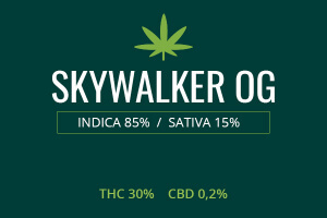 Marijuana Skywalker OG