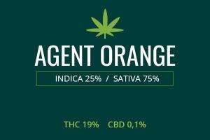 Marijuana Agent Orange