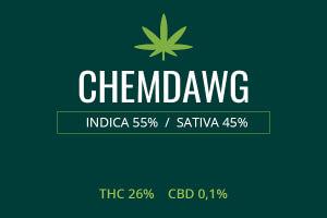Marijuana Chemdawg
