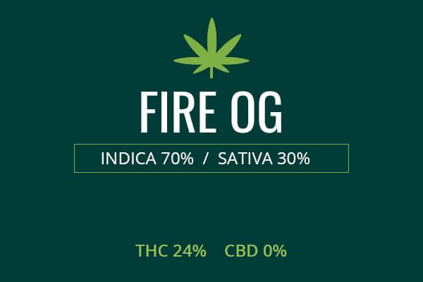 Marijuana Fire OG
