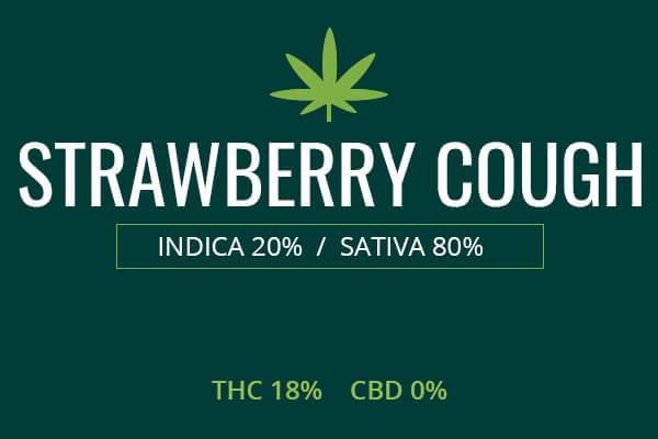 Marijuana Strawberry Cough