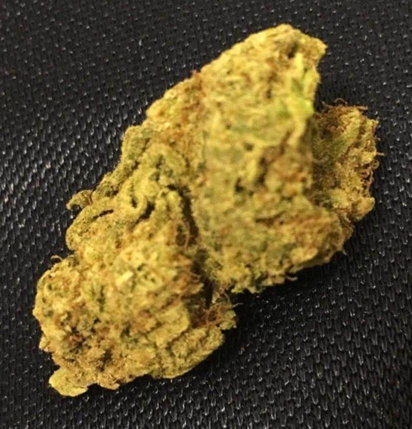 Cannabis Berry White Strain
