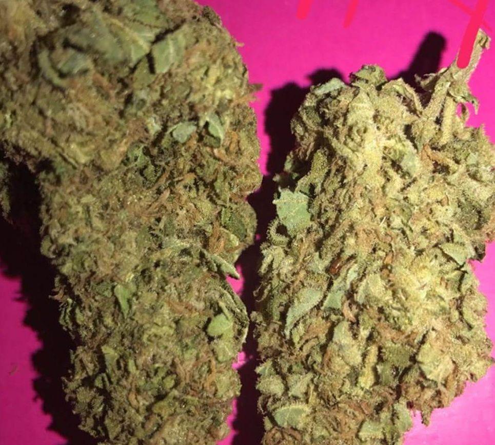 weed Fire OG strain
