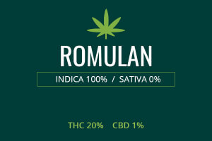 Marijuana Romulan