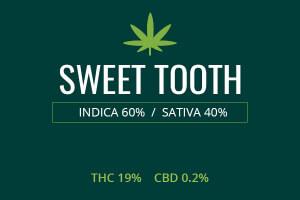 Marijuana Sweet Tooth