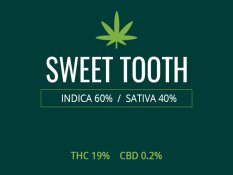 Marijuana Sweet Tooth
