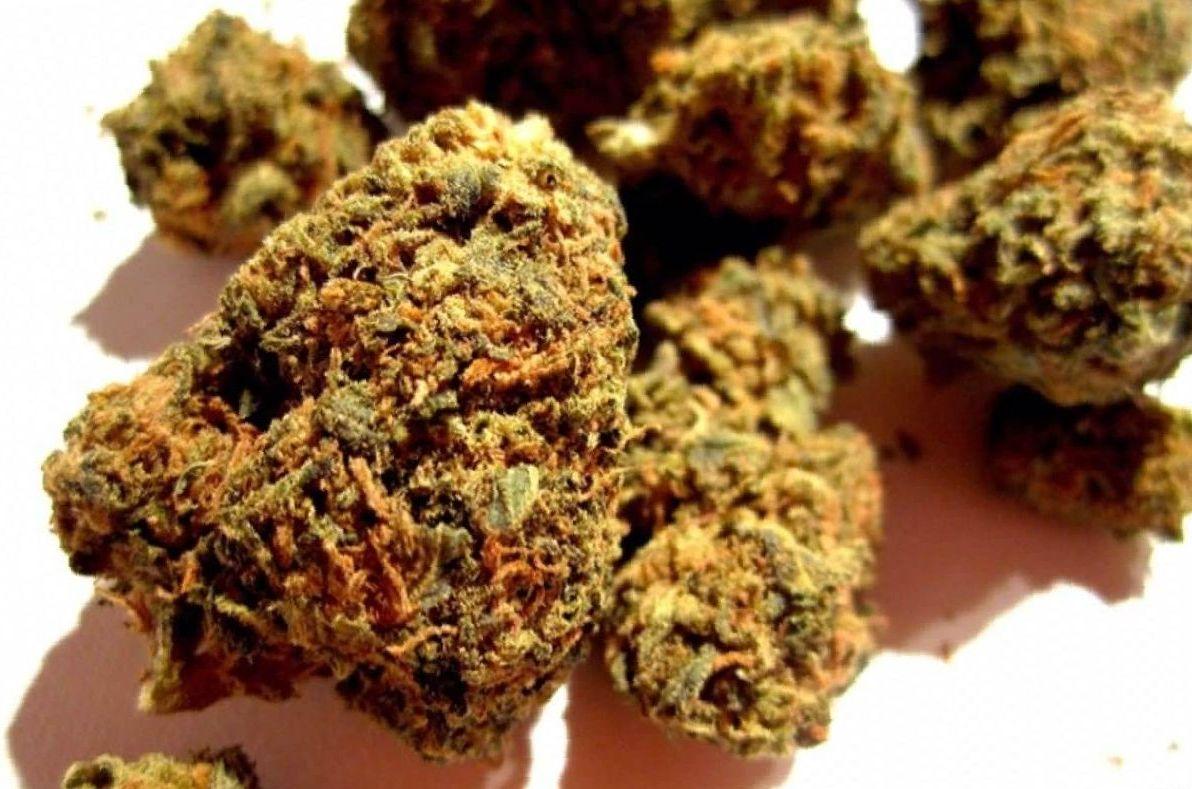 Sunset Sherbet Strain marijuana review