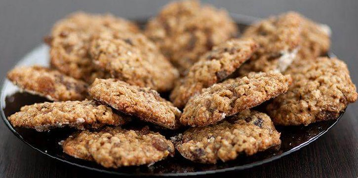 cookies with dried weed
