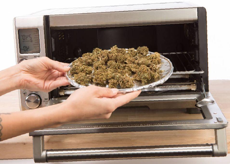 decarbing marijuana