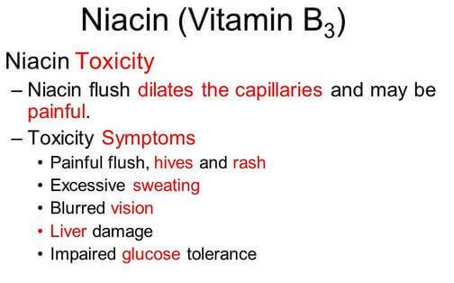 niacin-toxicity