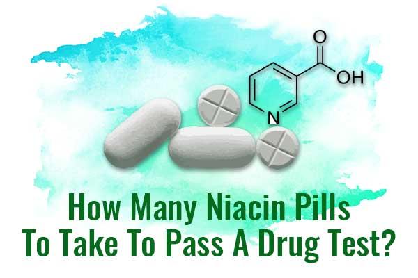 flush free niacin inositol hexanicotinate 500 mg drug test