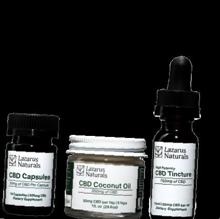 Lazarus Naturals Coconut oil