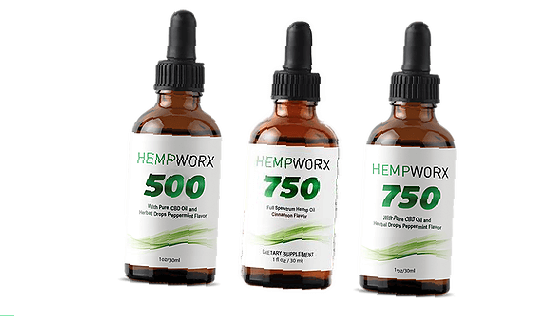 Hempworx CBD Review - NCSM