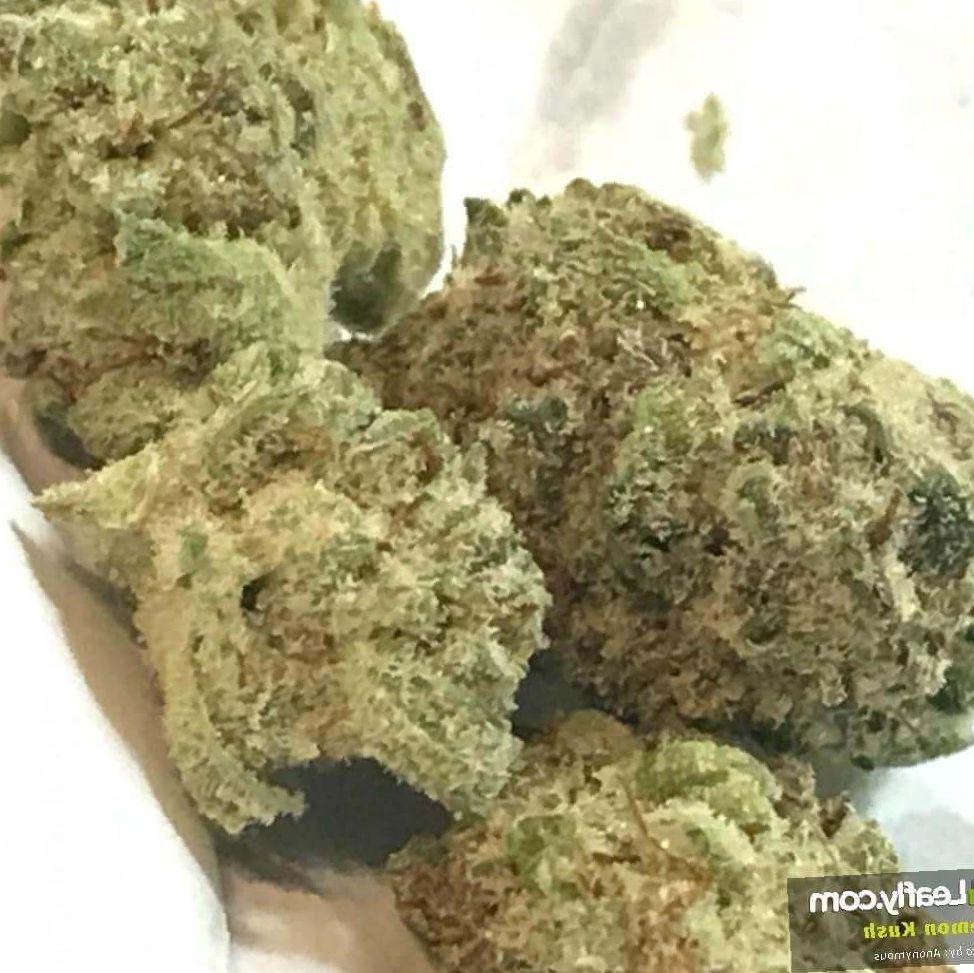 Lemon Kush marijuana review