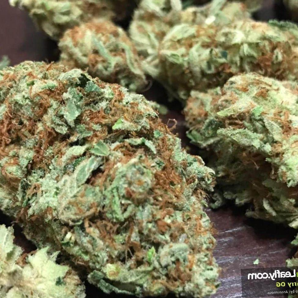 Larry OG weed photo