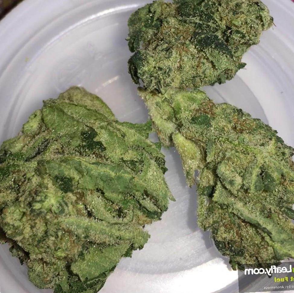 Jet Fuel cannabis photo