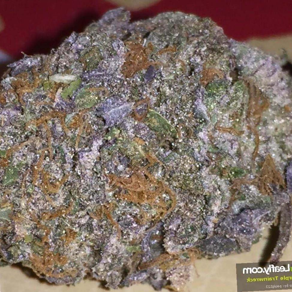 Purple Trainwreck cannabis review