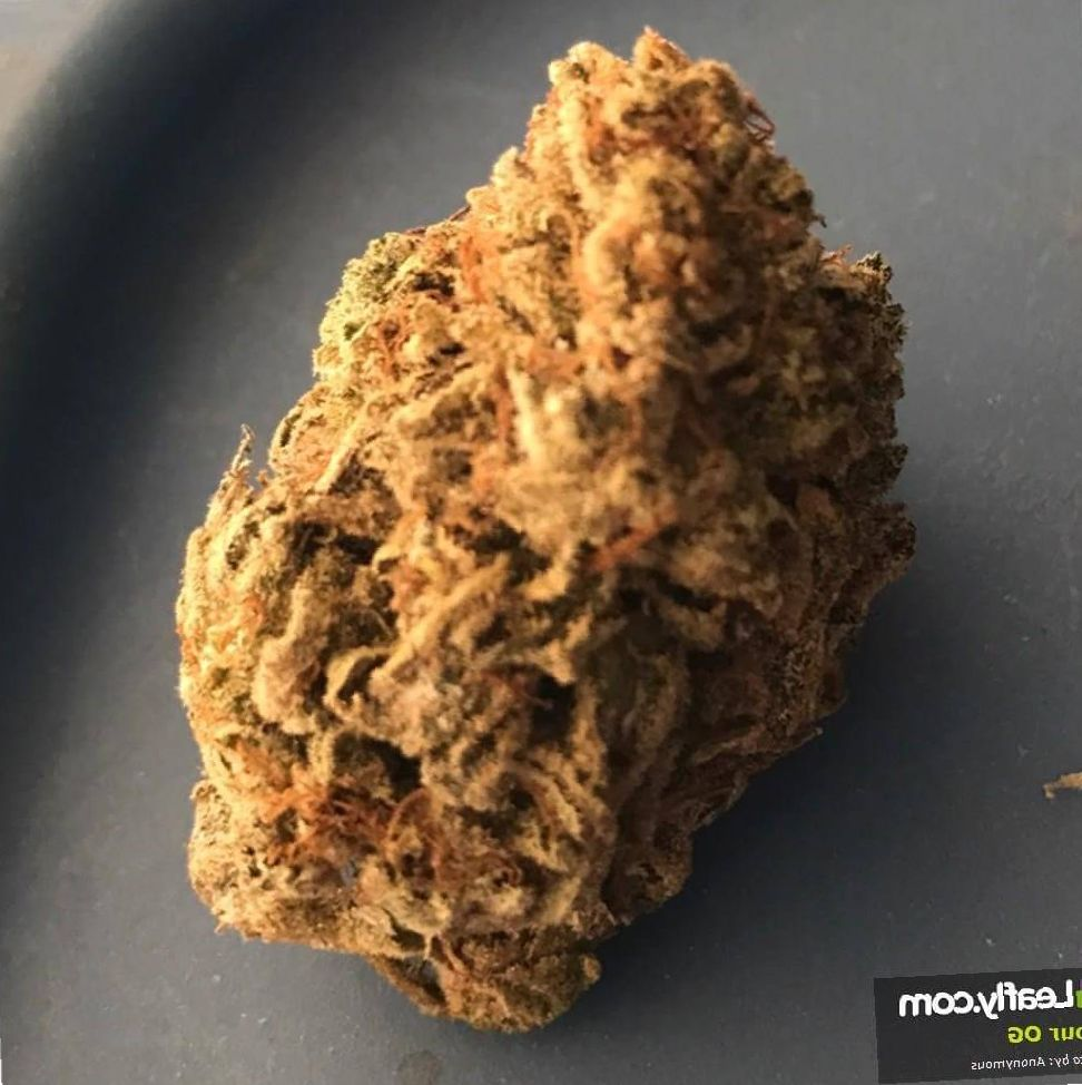 Sour OG cannabis review