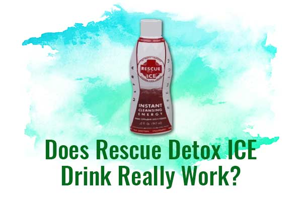 Does Rescue Detox ICE Drink Really Work?
